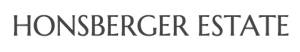 Honsberger Estate logo